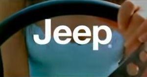 Reklama Jeep'a