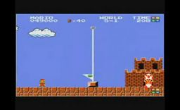 Mario Bros jest hardcorem