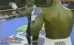 Prawdziwy bokser walczy do końca