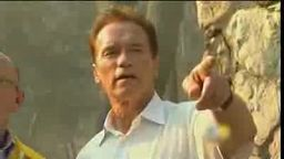 Schwarzenegger i hantle