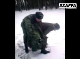 Nowi żołnierze w rosyjskiej armii
