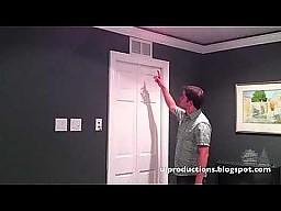 Drzwi w stylu Star Treka