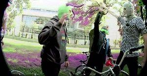 Zemsta rowerzystów