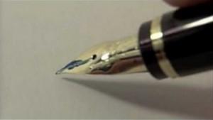 Piękno kaligrafii
