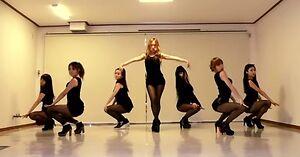 Tak wygląda seksowna choreografia