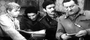 Amerykański trailer Czterech Pancernych