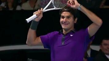 Federer wie jak zabawiać tłumy