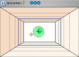 Tunel Pong