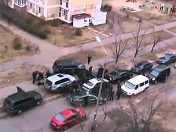 Szybka akcja kijowskiej policji