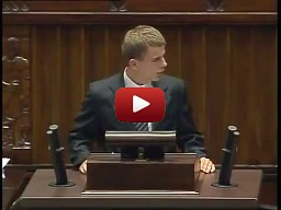 Licealista masakruje posłów w Sejmie! Tego się nie spodziewali!