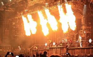 Rammstein - Du Hast na żywo