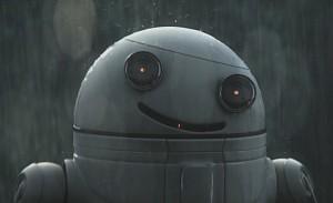 Blinky - robot domowy
