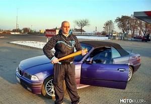 Cwaniaki z BMW
