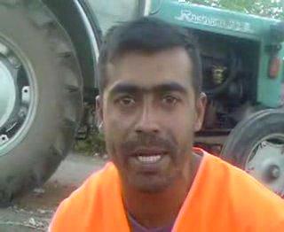 Traktorzysta beatboxer