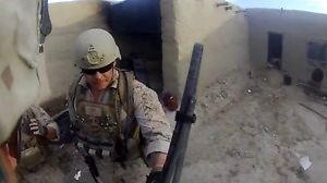 Hełm uratował mu życie. Amerykański żołnierz trafiony prosto w głowę