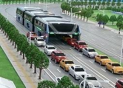 Chińczycy mają rozmach. Snują plany na autobus omijający korki