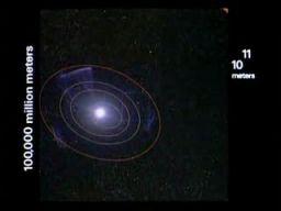 Kosmiczny zoom, czyli potęgi dziesiątki