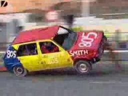 Konkurs samochodowych flipów