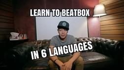 Dharni i beatbox w sześciu językach