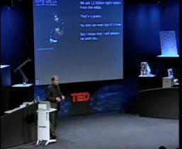 Katie Melua w służbie fizyki