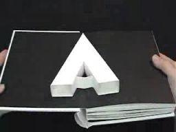 ABC3D - Czyli abecadło w 3D wymiar wpadło...