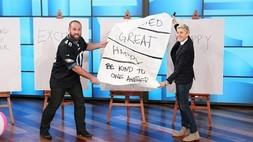 Jon Dorenbos, niesamowity magik powraca u Ellen