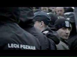 Brytyjski film dokumentalny o polski kibolach