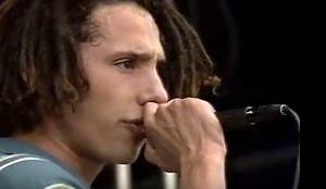 Rage Against The Machine - występ na żywo z 1993 roku