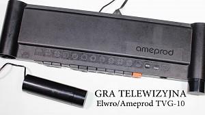 """Jedyna"" polska konsola do gier - Gra Telewizyjna TVG-10"