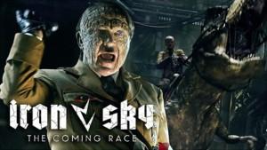 Hitler powraca... na tyranozaurze, czyli oficjalny zwiastun Iron Sky: The Coming Race