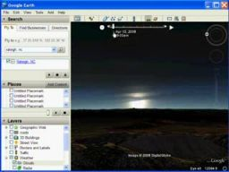 Nowa wersja Google Earth
