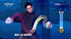 Sprężynowe kung-fu. Świetny występ Japończynka w telewizji
