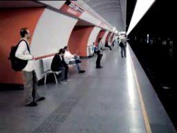 Tak reklamuje się przed Euro 2008 transport publiczny w Wiedniu