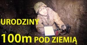 Bojownik nadaje z podziemi - turystyka ekstremalna w krajowym wydaniu