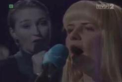 """Była i przyszła wokalistka Varius Manx w utworze """"Zamigotał świat"""""""