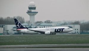 Gratka dla spotterów - przylot nowego 737 MAX 8 dla LOT-u