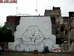 Animacja na miejskich murach