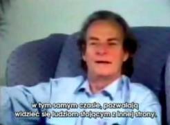 Genialny fizyk Richard Feynman opowiada o tym, jak to się dzieje, że widzimy