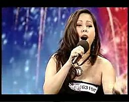 Britain's Got Talent - Madonna Decena