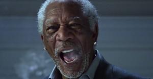 Peter Dinklage i Morgan Freeman rapują w reklamie na Super Bowl