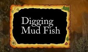 Wykopałeś sobie kiedyś żywą rybę z ziemi?