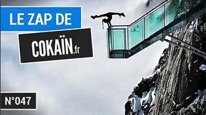 Siekierą po samochodzie, czyli Le Zap de Cokaïn.fr n°047