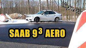 Blogomotive, czyli jeden z najlepszych motoryzacyjnych blogerów testuje Saaba 9-3 Aero