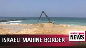 Izrael buduje podwodną barierę na granicy Gazy, by powstrzymać ataki
