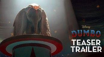"""""""Dumbo"""": opowieść o latającym słoniu wg Tima Burtona"""