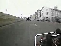 Karting na wyspie Man
