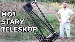 Składanie teleskopu znalezionego w szopie    SciFun