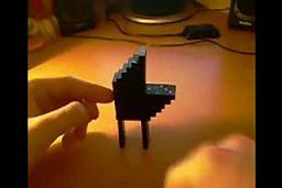 Niesamowity trik z dominem