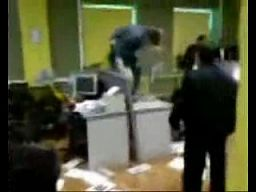 Wściekłość w biurze