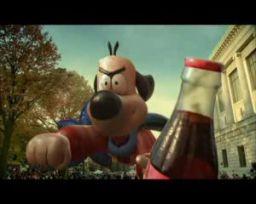 Stewie, Charlie Brown oraz wielka latająca Cola